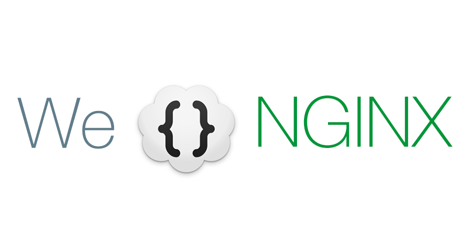 We love NGINX