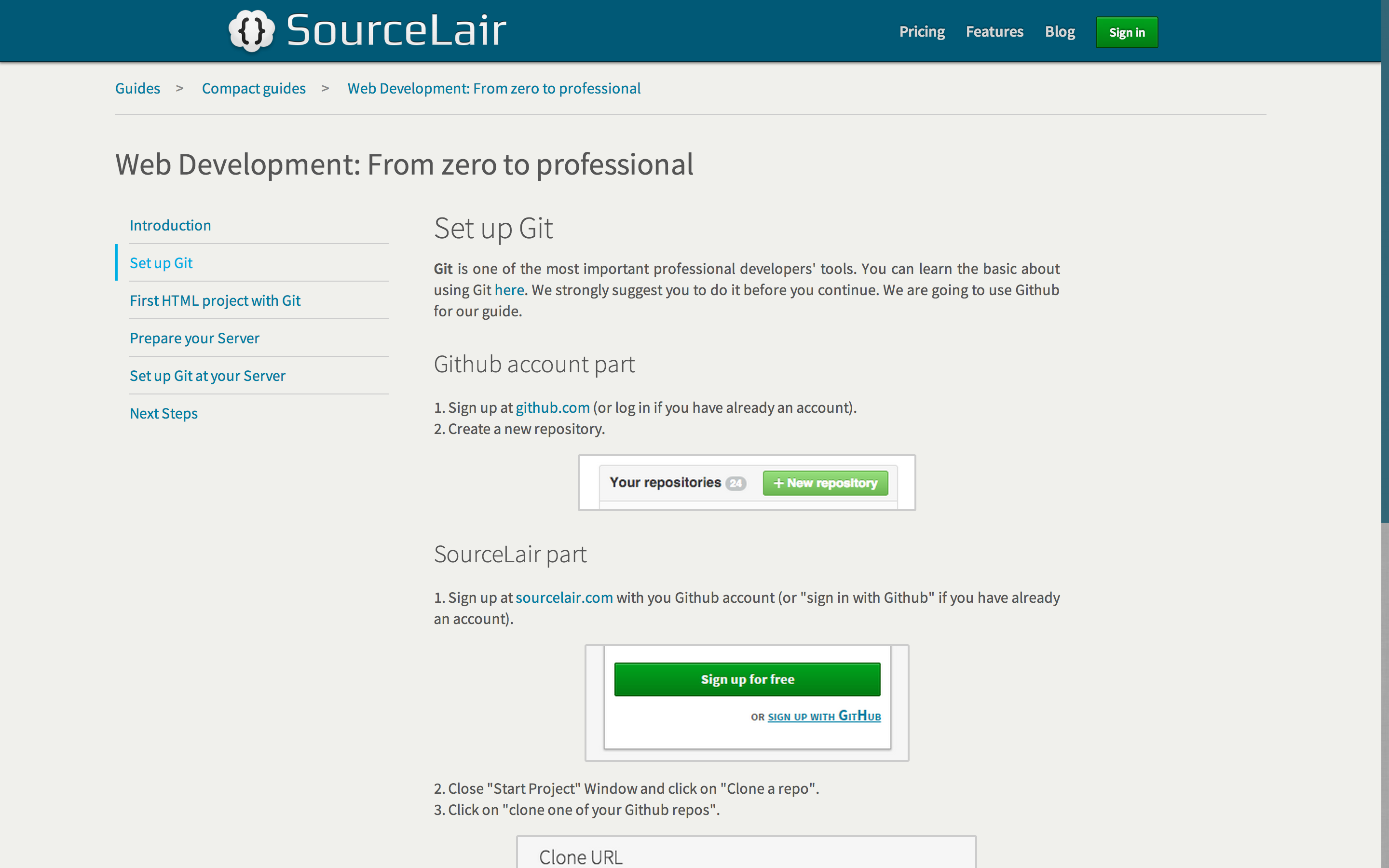 Web Development: From zero to professional | SourceLair Blog
